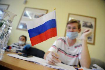 В Норильске началось трехдневное голосование