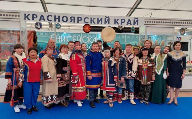 Таймырцы привезли пять наград с Международной выставки «Сокровища Севера»