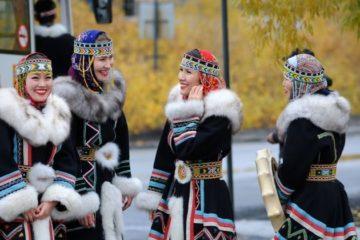 Народный ансамбль Дудинки представит свое творчество в Санкт-Петербурге