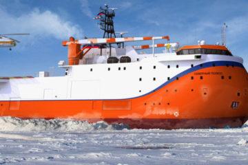 На строительство арктической платформы «Северный полюс» дадут дополнительные деньги