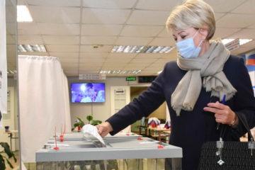В Норильске отметили высокую явку на выборы
