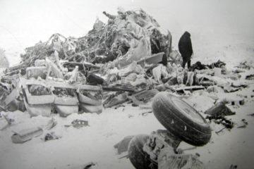 В авиакатастрофе под Норильском 40 лет назад погиб 101 человек
