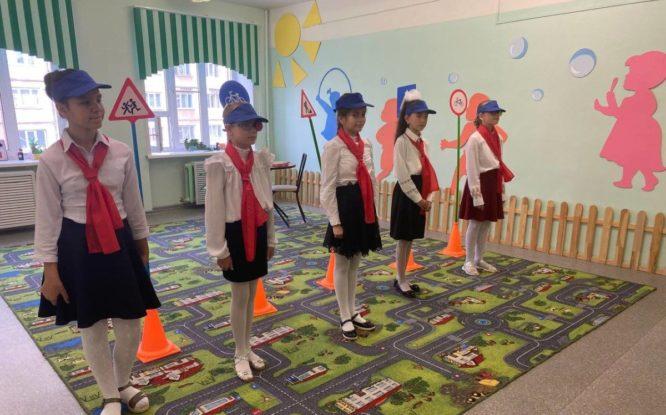 Норильским школьникам напомнили правила безопасности