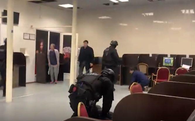 В Талнахе полиция закрыла игорный клуб