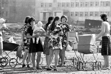 В 1982 году Норильск поставил абсолютный рекорд рождаемости – 5534 малыша