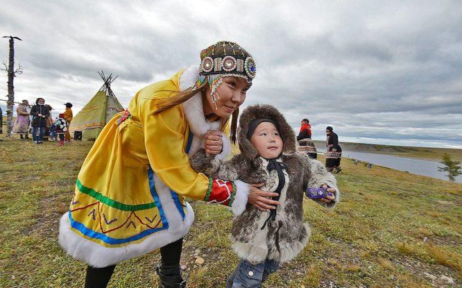 Таймырские фотографы покажут мир глазами коренных народов