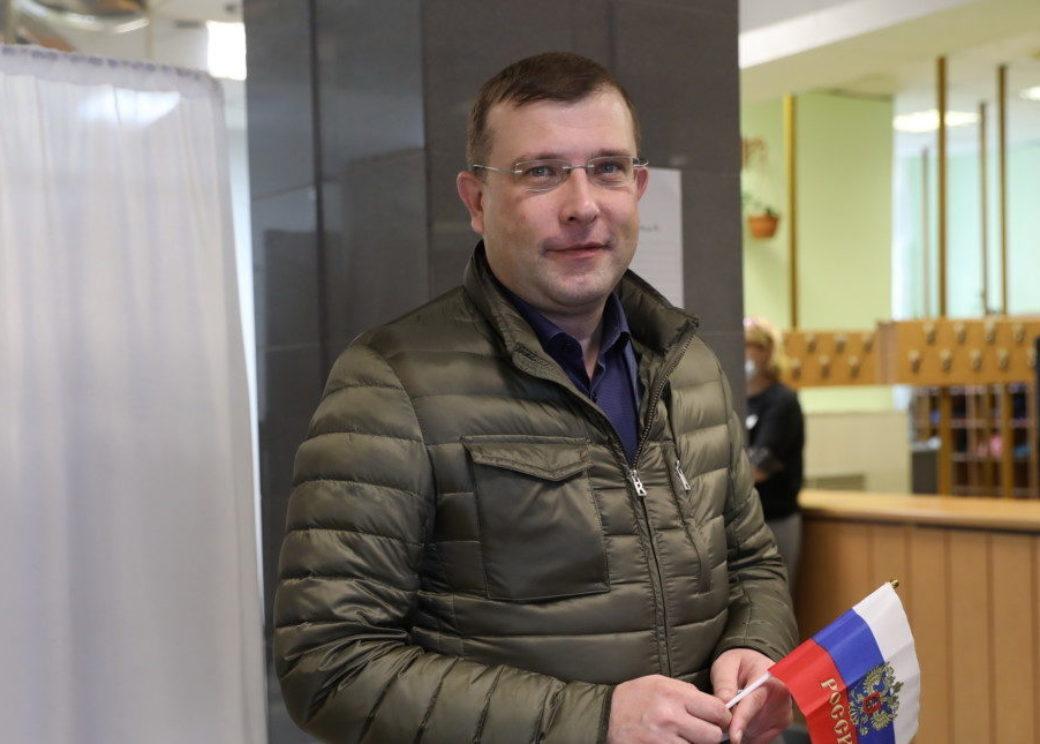 Александр Пестряков поблагодарил норильчан за участие в выборах