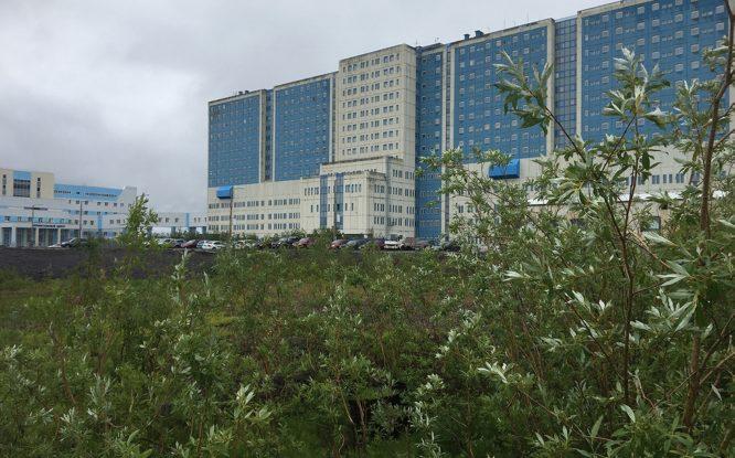 Катастрофическая ситуация с кадрами сложилась в оганерской больнице