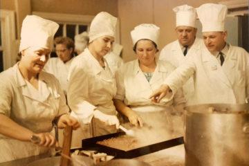 Норильский ресторан «Таймыр» в 1969 году взял приз на ВДНХ
