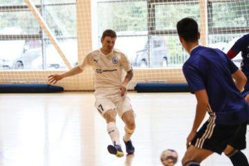 МФК «Норильский никель» продолжает готовиться к старту сезона