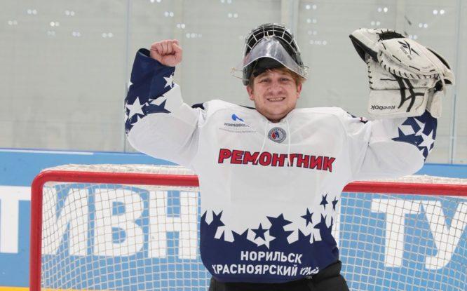 Хоккеисты «Норникеля» померятся силами на подмосковном льду