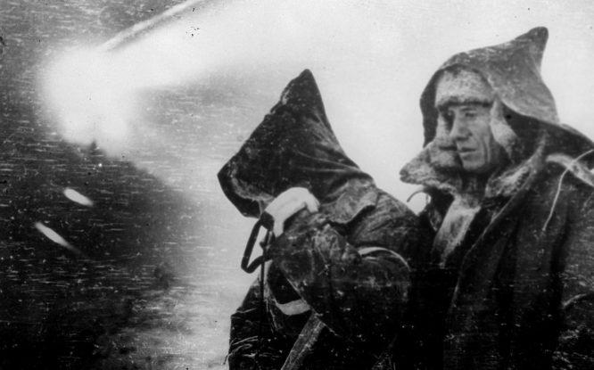 Выражение «черная пурга» появилось в Норильске в 1957 году