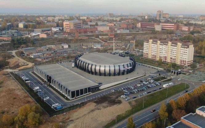 В Туле при поддержке «Норникеля» открыли многофункциональный спорткомплекс