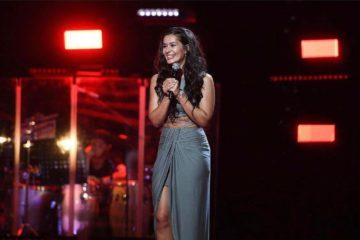 Норильчанка Элина Пан покорила Диму Билана в десятом сезоне телешоу «Голос»