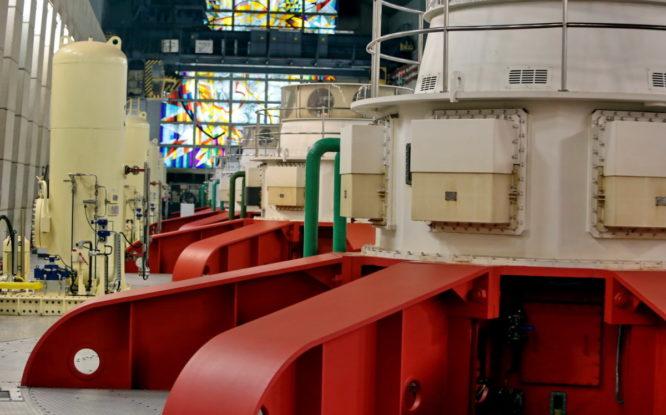 «Норникель» завершил модернизацию самой северной ГЭС России – Усть-Хантайской