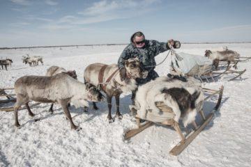 Журнал National Geographic написал о таймырском быте