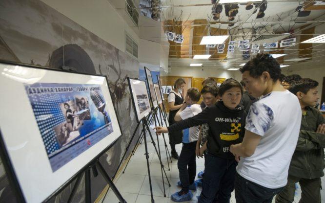 В Таймырском краеведческом музее открыли фотовыставку «Говорит Дудинка»