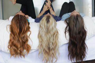 Коронавирус изменил цвет волос жгучей брюнетки