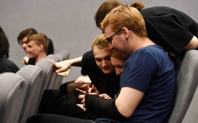 Студенты выбирают классику и хоррор: Чехова, Пелевина, Эдгара По