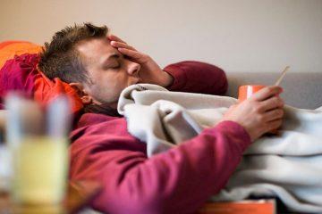 Эксперт: «По первым признакам отличить грипп от ковида сложно»