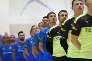МФК «Норильский никель» стартует в новом сезоне мини-футбольной Суперлиги