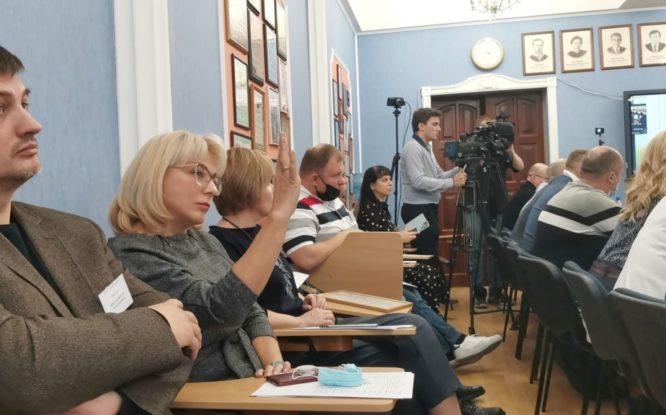 В Норильске на круглом столе обсудили «мусорный вопрос»