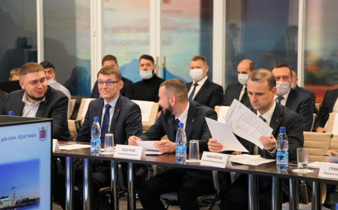 Строителям из Санкт-Петербурга презентовали план реновации Норильска