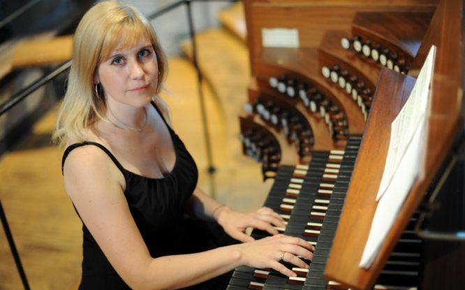 Концерт органной музыки в Норильске даст Наталья Багинская