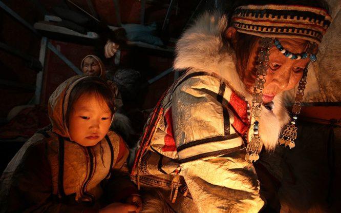 Особые гены помогли коренным жителям Сибири приспособиться к суровым условиям