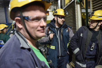В Заполярном филиале «Норникеля» поощрили инициативных работников