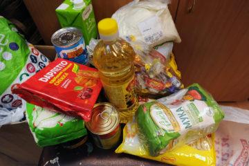 Норильчане за лето собрали почти 100 килограммов продуктов для нуждающихся