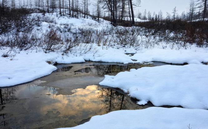 В выходные в Норильске будет легкий осенний мороз