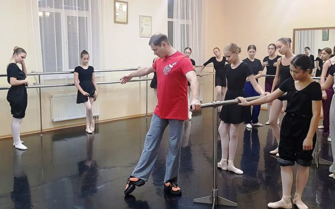 В Норильском колледже искусств прошли мастер-классы по хореографии