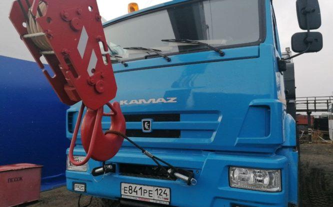 В «Норильсктрансгаз» поступила новая автотракторная и специальная техника