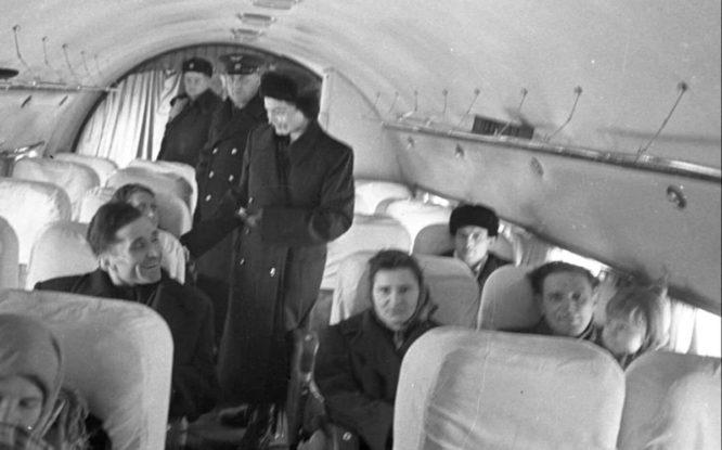 Раньше из Норильска в Красноярск самолет летел шесть часов