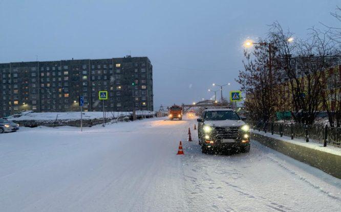 В дорожной аварии на Павлова пострадали два ребенка