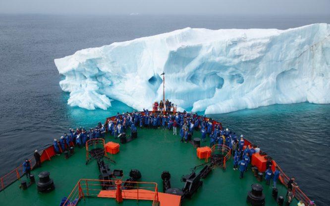 «Ледокол знаний» продолжит экспедиции к Северному полюсу